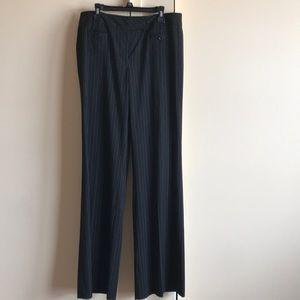 A pair of black pants